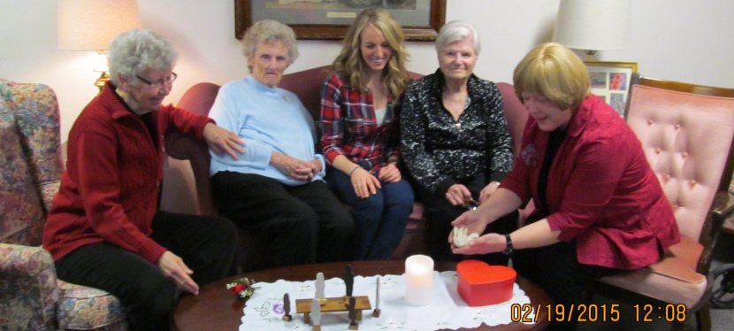 Godly Play Goes to the Nursing Home